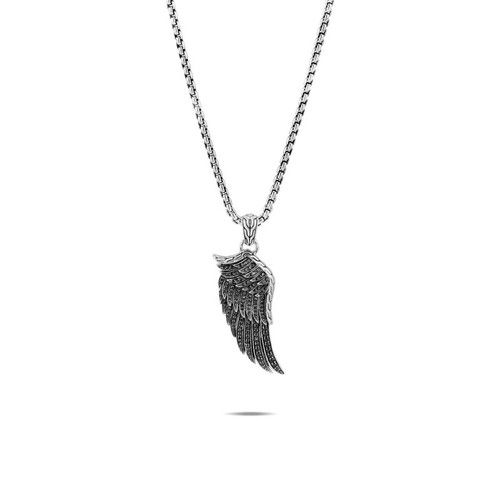 Legends Eagle Wing Pendant Necklace