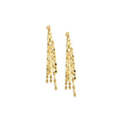 14KT Valentino Chain Earring Extensions