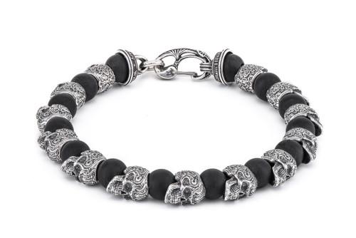 Shaman Skull Bracelet