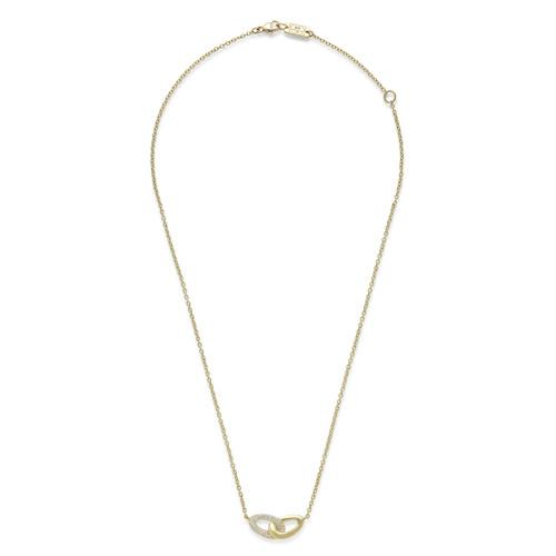 Cherish Diamond Link Necklace