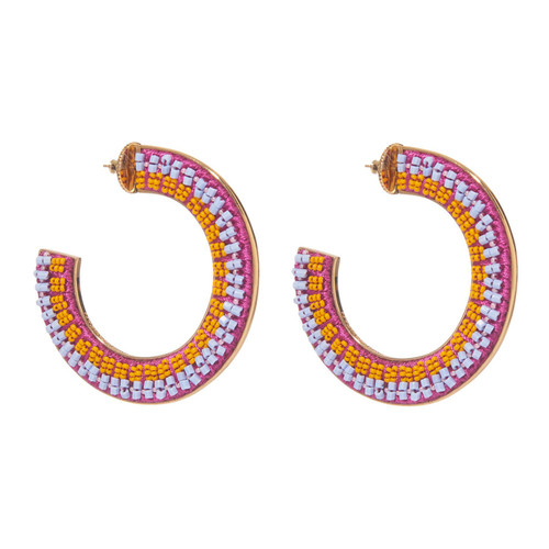 Mariana Hoop Earrings