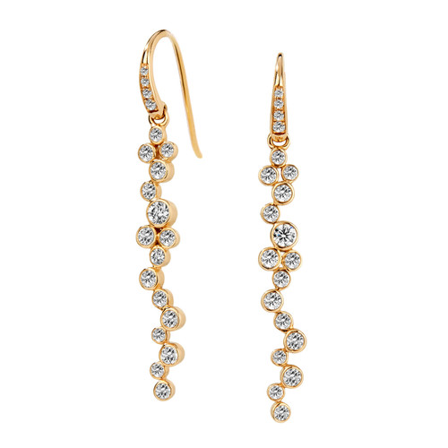 Baubles Diamond Stick Earrings
