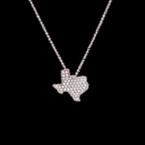 Diamond Texas Necklace