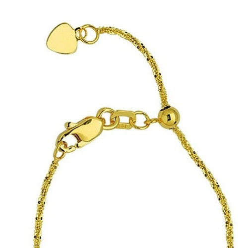 1.15mm Adjustable Sparkle Chain
