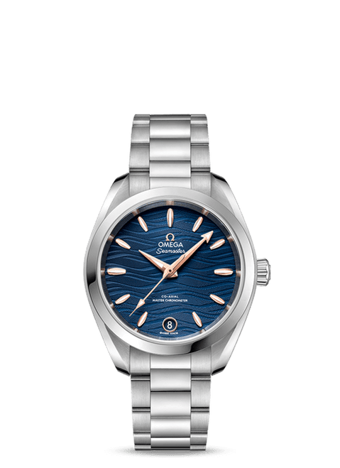 Seamaster Aqua Terra 150M Omega Co-Axial Master Chronometer 34 mm