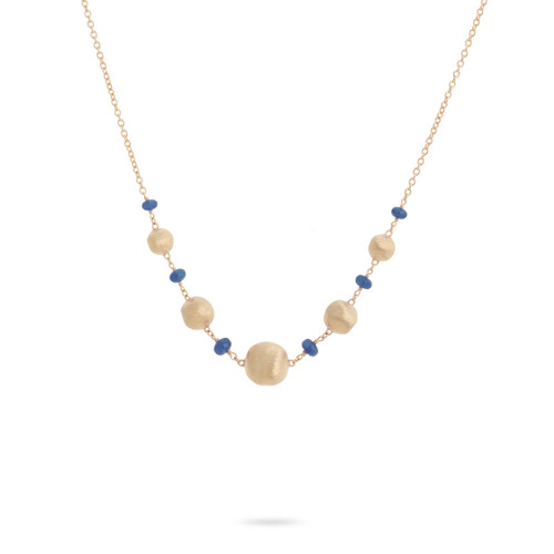 Africa Sapphire Necklace