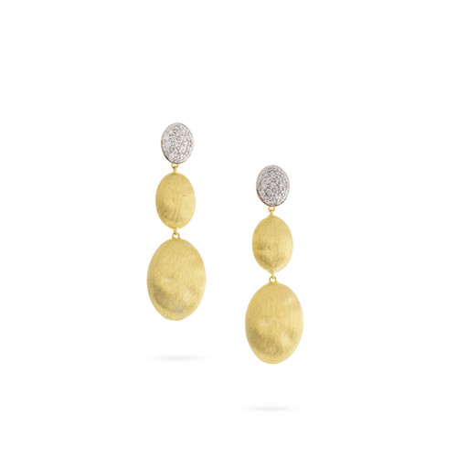 Siviglia Grande Diamond Triple Drop Earring