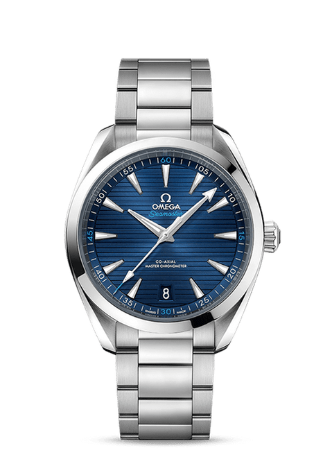Seamaster Aqua Terra 150M Omega Co-Axial Master Chronometer 41 mm Steel Bracelet
