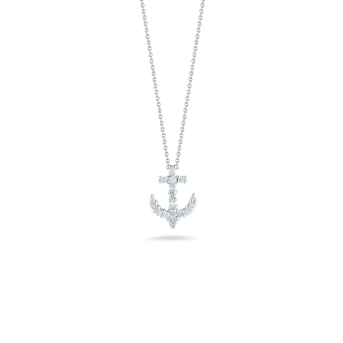 Baby Anchor Necklace
