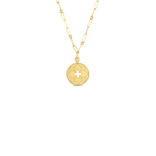 Venetian Princess Pendant Necklace