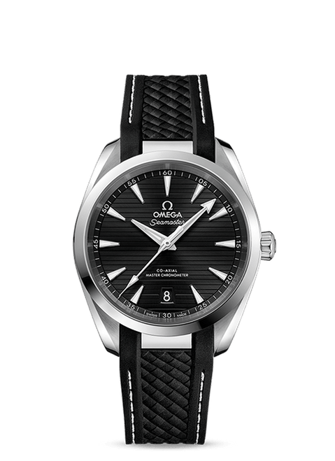 Seamaster Aqua Terra 150M Co-Axial Master Chronometer 38 mm Black Dial