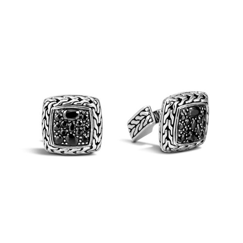 Men's Classic Chain Lava Cufflinks