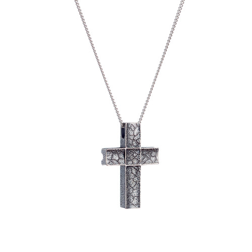 Unum Cross Necklace