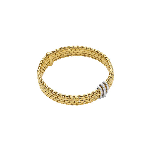 18KT Panorama Flex'it Bracelet