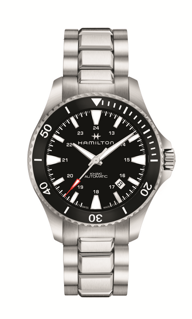 Khaki Navy Scuba Auto Watch