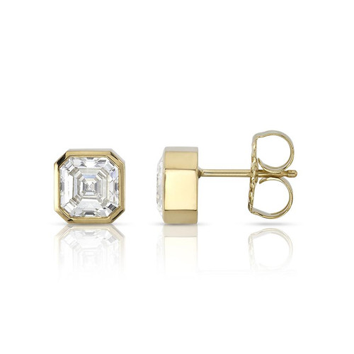 18KT Teddi Stud Earrings