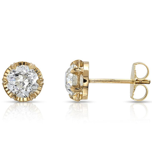18KT Arielle Stud Earrings