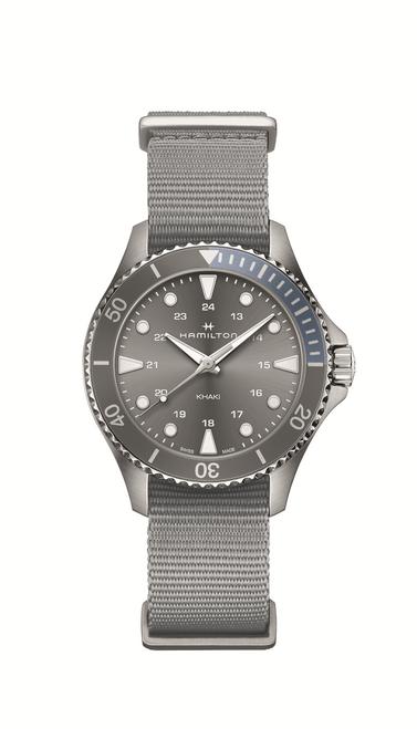 Khaki Navy Scuba Quartz Watch