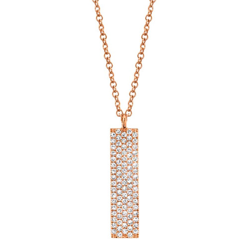 14K Small Kate Necklace