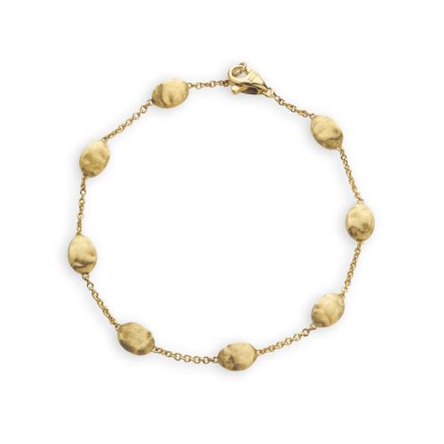 18KT Siviglia Medium Bead Bracelet
