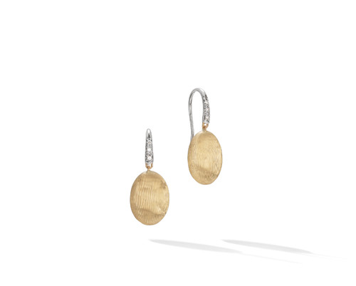 18KT Siviglia Large Drop Earrings