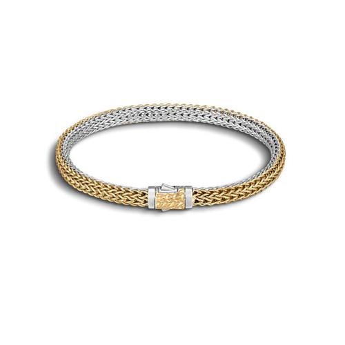 Classic Chain 5mm Reversible Icon Bracelet