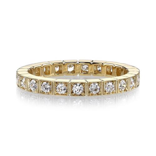 18KT Becca Ring