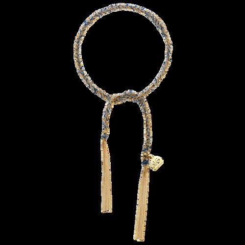 18KT Lucky Bracelet with Balance Charm