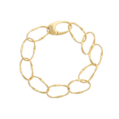 18KT Single Strand Bracelet