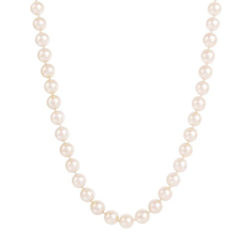 14KT AAA Japanese Akoya Pearl Necklace