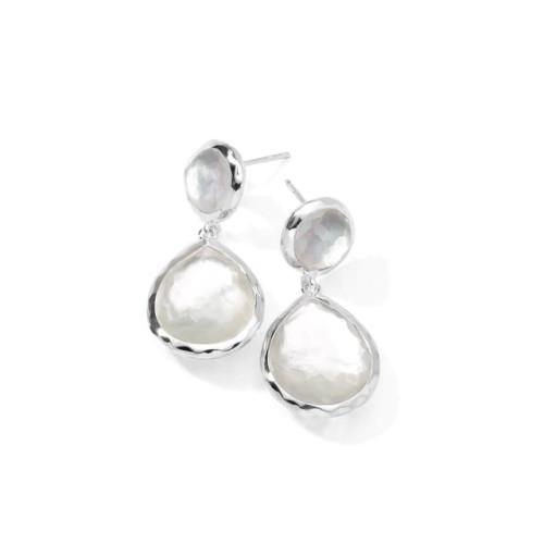 Rock Candy 2-Stone Earrings
