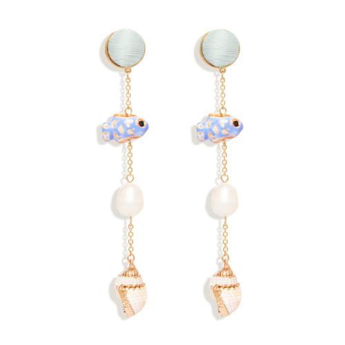 Amani Dangle Earrings