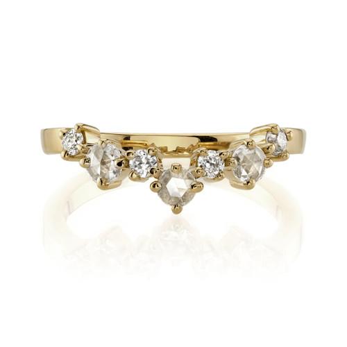 18KT Brooke Diamond Ring
