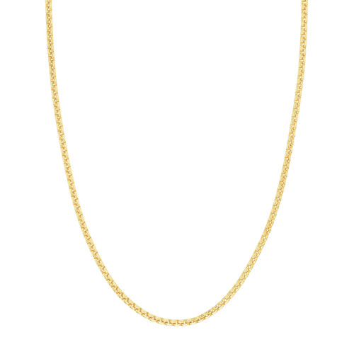 3.3mm Solid Box Chain