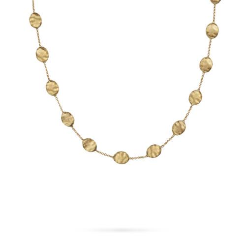 18KT Siviglia Large Bead Necklace