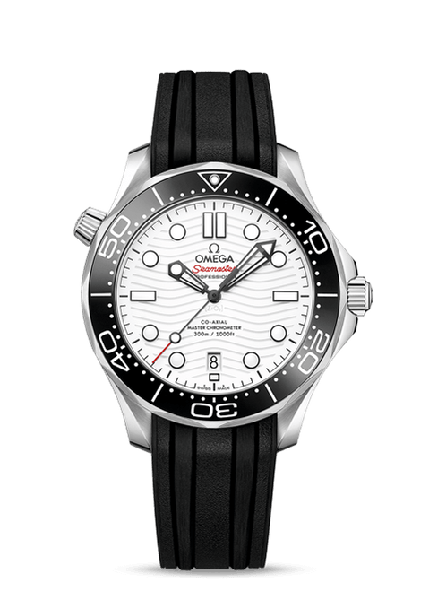 Seamaster Diver 300M Omega Co‑Axial Master Chronometer