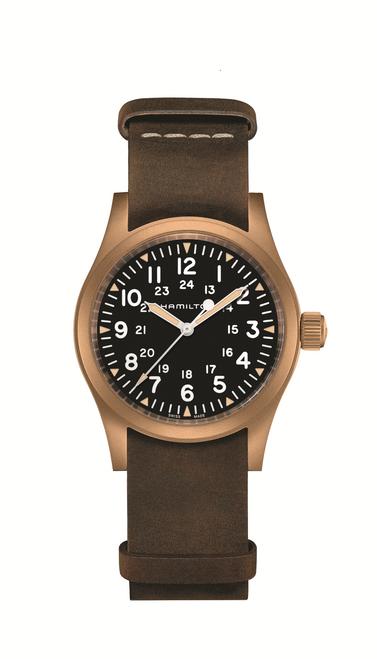 Khaki Field Mechanical Bronze Watch