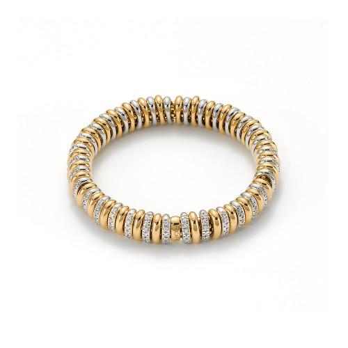 18KT Vendome Flexible Diamond Bracelet