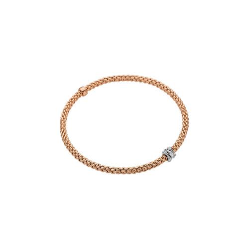 18KT Prima Flex'it Diamond Bracelet