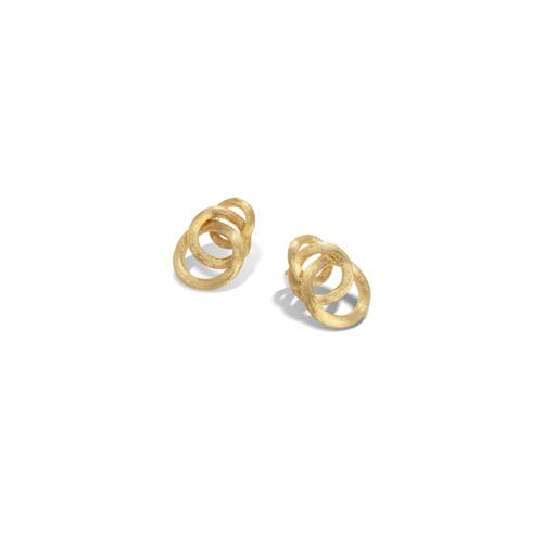 18KT Small Knot Earrings