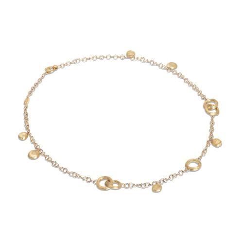 18KT Short Charm Necklace