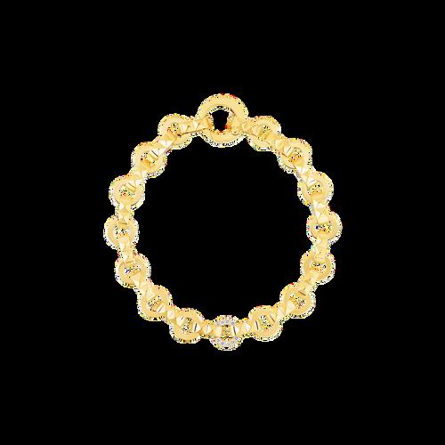 18KT Obelisco Diamond Bracelet