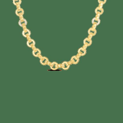 18KT Obelisco Chain Necklace