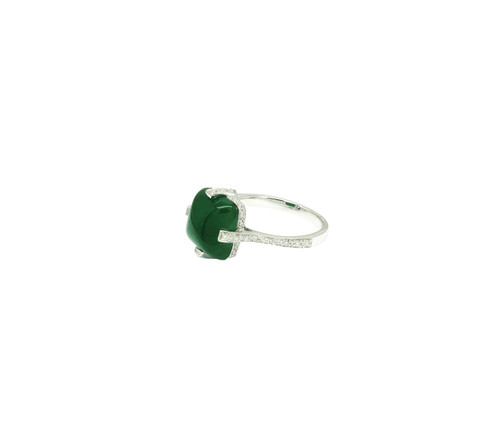 'G-ONE' Cabochon Ring