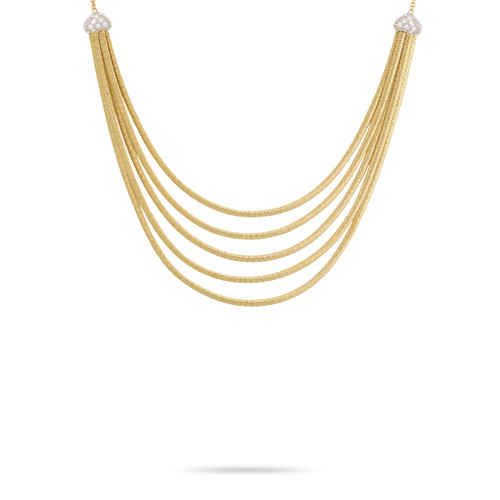 Cairo 5 Strand Necklace