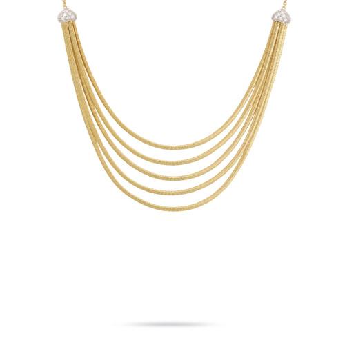 Cairo 5 Strand Necklace