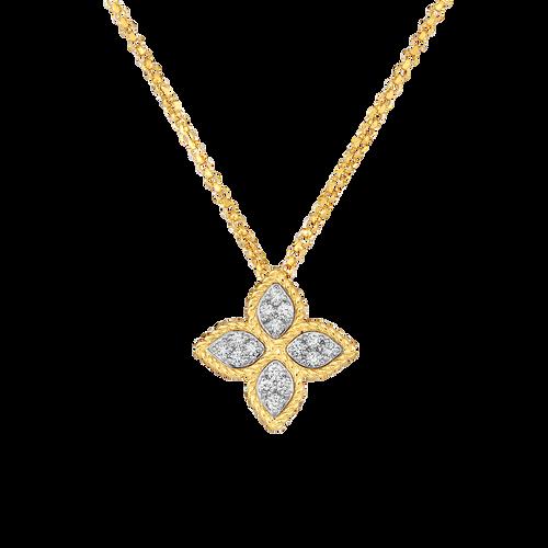 Princess Flower Medium Pendant