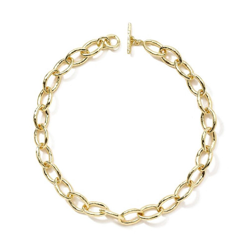 18KT E.F. Classico Bastille Necklace