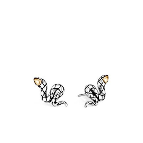 Cobra Stud Earrings