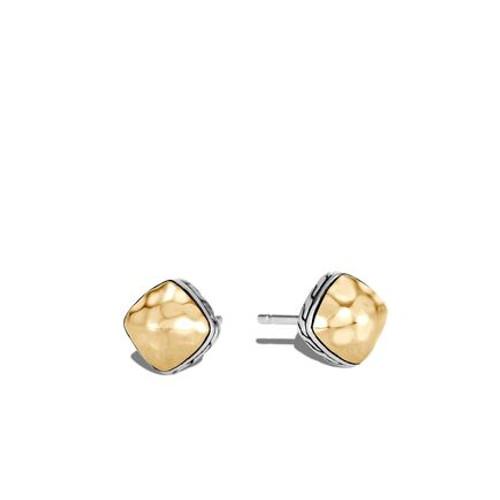 Cluster Sugarloaf Stud Earrings